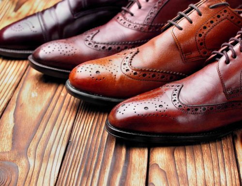 Match your shoes to your suit: Here's a handy how-to guide