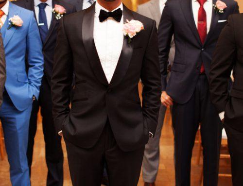 How men should plan their spring and summer wedding wardrobe
